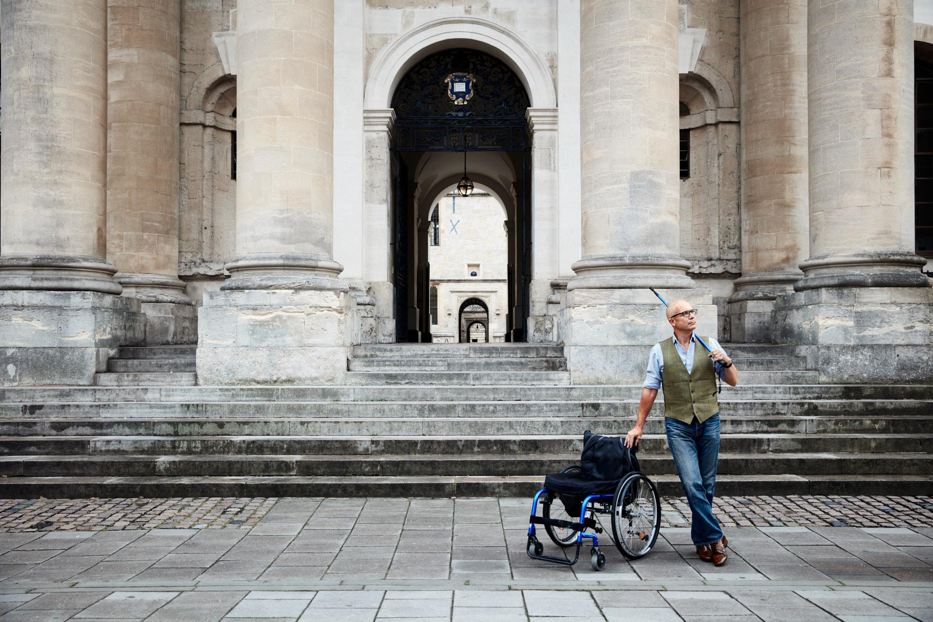 Jeremy Smith in Oxford City